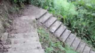 Где-то в горной Аджарии))))Сюрприз)))