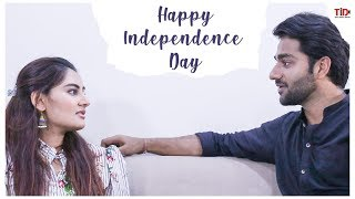 TID: Happy Independence day| FT.Chandan Anand and Vedika Bhandari