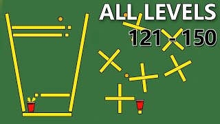 Be a Pong All Levels Walkthrough | Level 121 - 150
