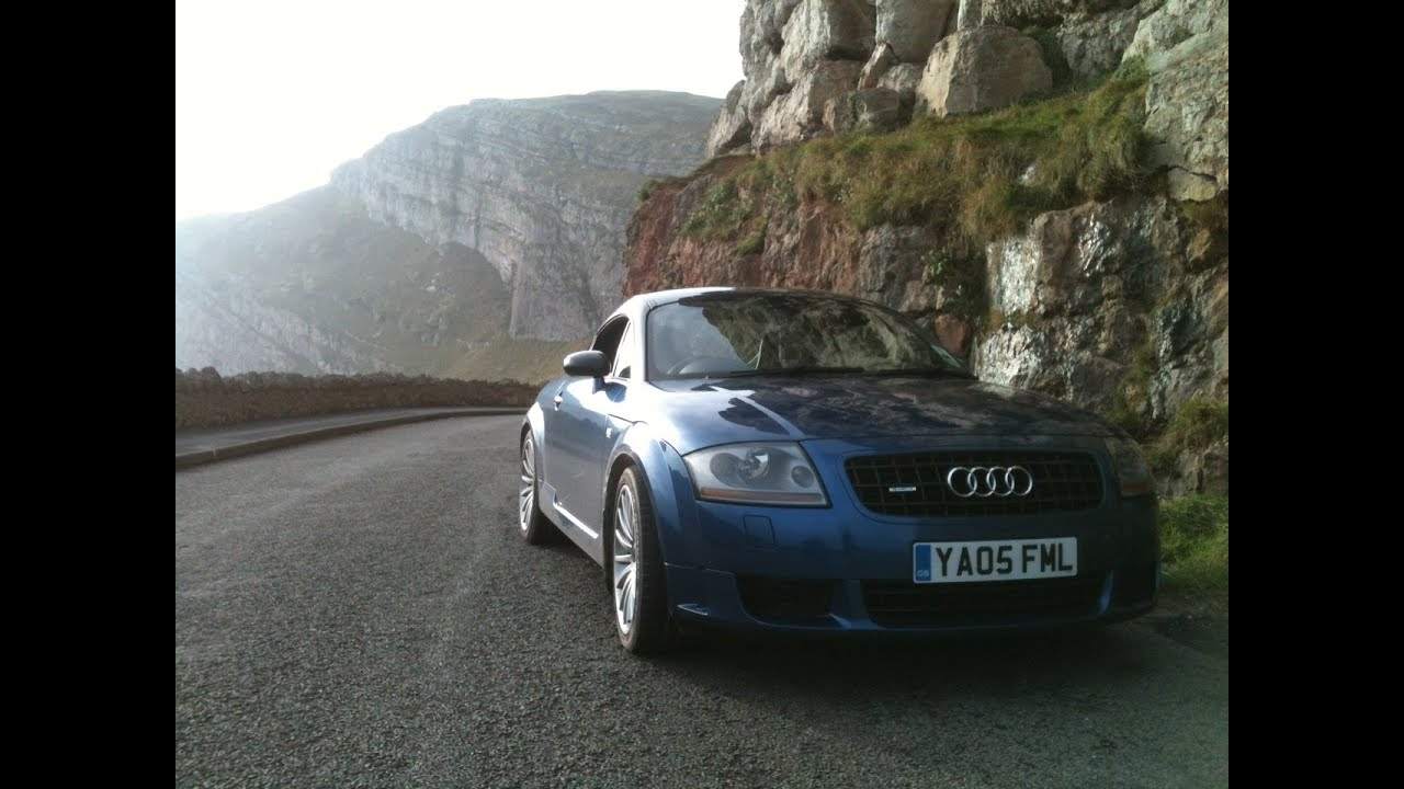 mk1 audi tt quattro sport 240 on the evo triangle a543 north wales youtube. Black Bedroom Furniture Sets. Home Design Ideas