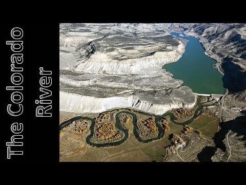 Water resources increasingly strained - The Colorado River