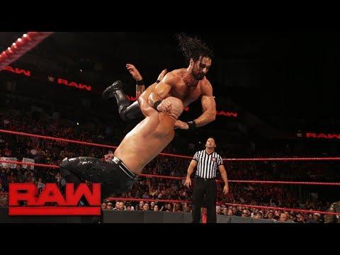 Seth Rollins & Dean Ambrose vs. Luke Gallows & Karl Anderson: Raw, Sept. 4, 2017