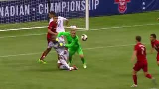 Will Johnson Scores To Win The Voyageurs Cup - June 29, 2016