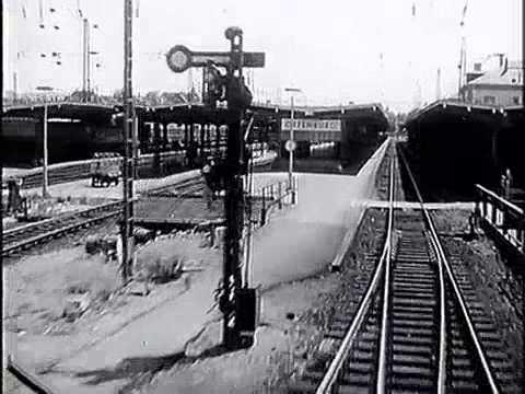Lokführer Henschel - Reportage SDR 1964