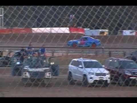Heat Race Beatrice Speedway 8-18-17