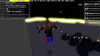 Oggod fight [ roblox undertale monster mania ]