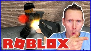 LEARNING FPS GAMES / Counter-Blox is Counter-Strike in Roblox!