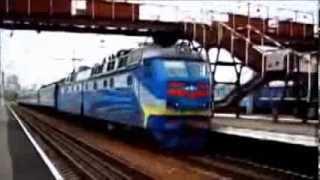 バム鉄道の建設開始から35年 ウクライナTV Baikal--Amur Mainline construction