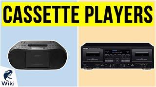 10 Best Cassette Players 2020