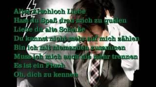 Altes Arschloch Liebe - Bela B - Lyrics