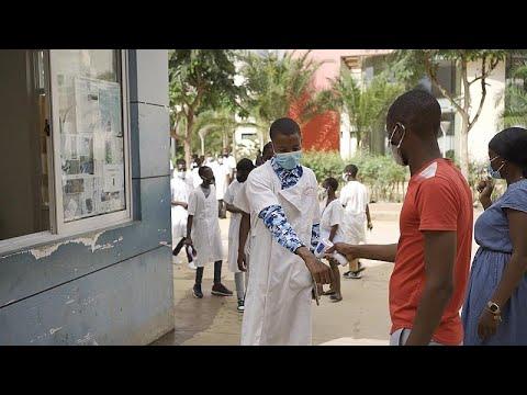 شاهد: كيف نجحت أنغولا في الاستجابة سريعا لمجابهة وباء كورونا وتبعاته الإقتصادية…  - 19:56-2021 / 6 / 16