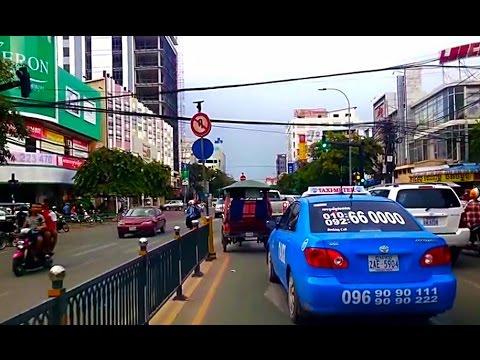 Asian Travel - Amazing Phnom Penh Streets - Youtube