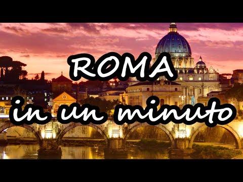 Cosa Vedere A ROMA: 10 Cose Da Fare In Un Giorno A Roma