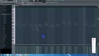 flstudio пишем музыку + играем на синтезаторе(программа для написания мелодий и их проигрывания в реальном времени., 2014-11-07T13:06:23.000Z)