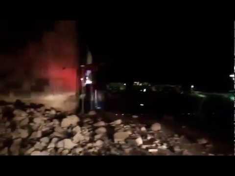 Σεισμός 6,4 ρίχτερ στην Κω -  πρώτες εικόνες