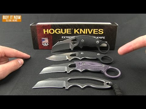 Hogue Knives EX-F03 Overview