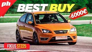 Za pijacu i trke do 6000€! Ford Focus ST 225