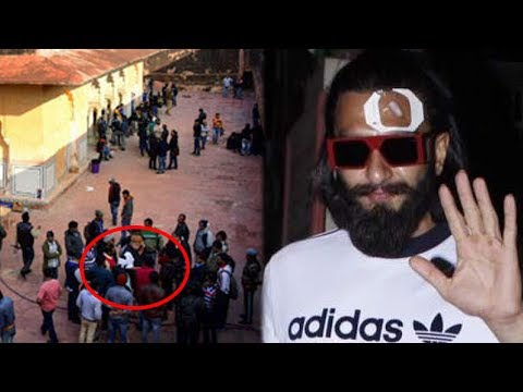Ranveer Singh's SHOCKING Injury On 'Padmavati' Sets Mp3