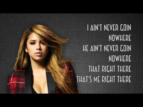 That's Me Right There - Jasmine V