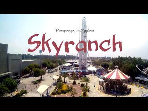 Sky Ranch Pampanga Trip 2017