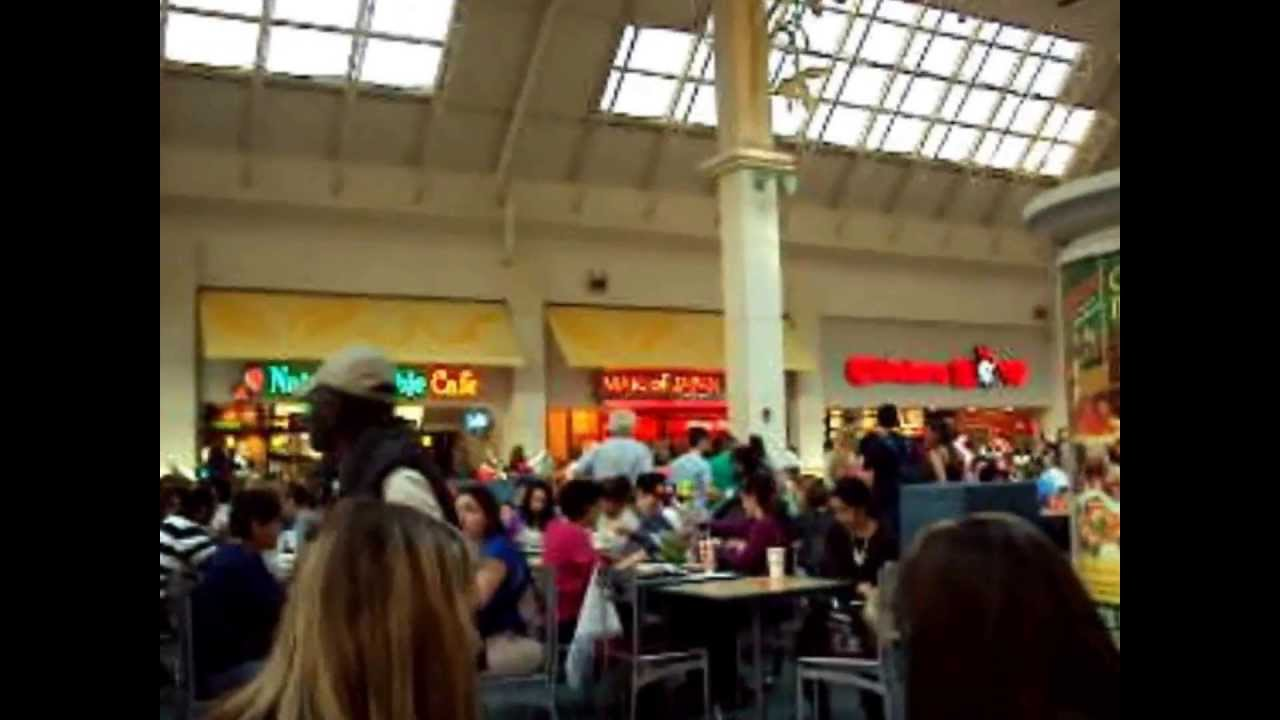 Florida mall food court youtube