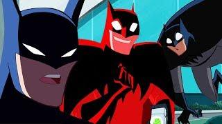 Justice League Action   良い警官と悪い警官      DC Kids