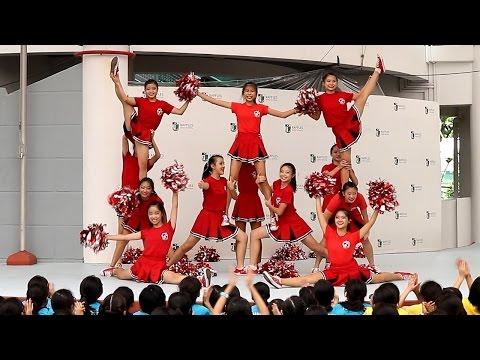 ★RGS Raffles Girls' School 2017 - Tarbet Cheerleading & Dance 1of5 [HD]