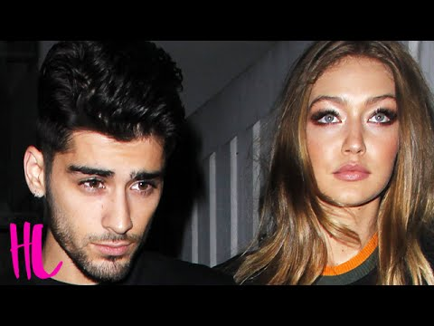 Zayn Malik & Gigi Hadid: Shocking New PDA