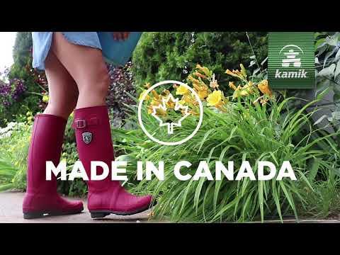 Kamik Jennifer - Vegan | Waterproof | Lightweight | Made In Canada