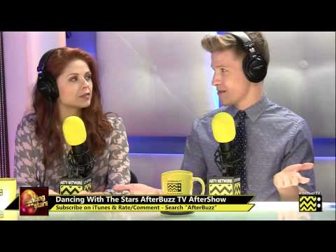 "Dancing with the Stars After Show w/ Anna Trebunskaya Season 16 Episode 2 ""Week 2"" | AfterBuzz TV"