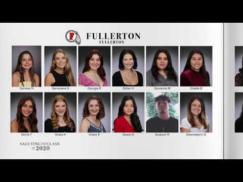 Saluting the Class of 2020 — Fullerton Union High School | NBCLA