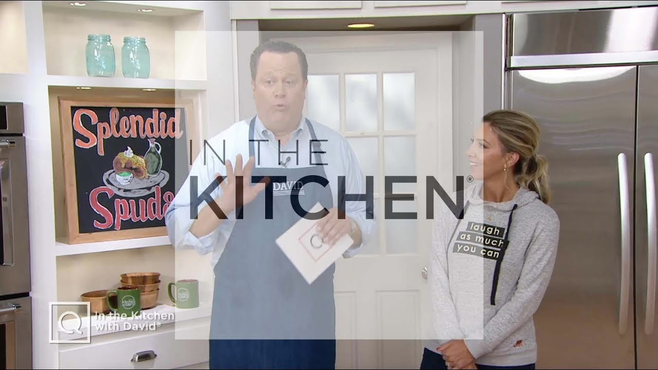 In The Kitchen With David September 8 2019 Youtube
