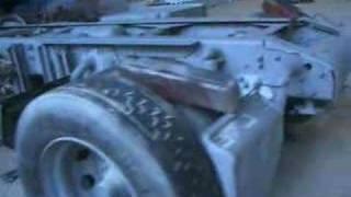 Piaskowanie samochodów ciężarowych ADP SERWIS Śląsk