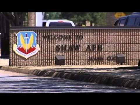 Shaw Air Force Base in Sumter, South Carolina