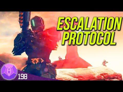 Destiny 2 New Mode Escalation Protocol & Summit Follow Up - #198 Destiny The Show