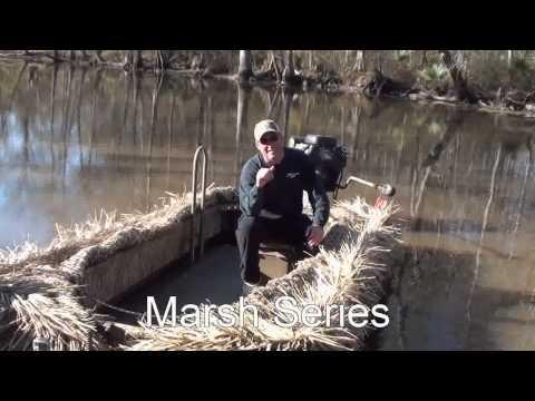 Gator Trax Marsh Series Boats