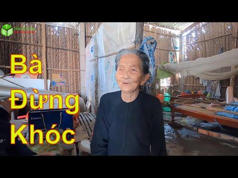 Bà Cụ 95 Tuổi Gần 10 Năm Chăm Con Trai 66 Tuổi Khóc Khi Biết Được Sửa Nhà Và Nhiều Người Quý Mến