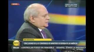 Ministro Cateriano RPP 2014-10-17