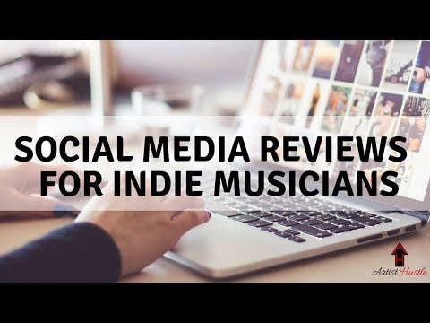 Social Media Reviews for Indie Musicians