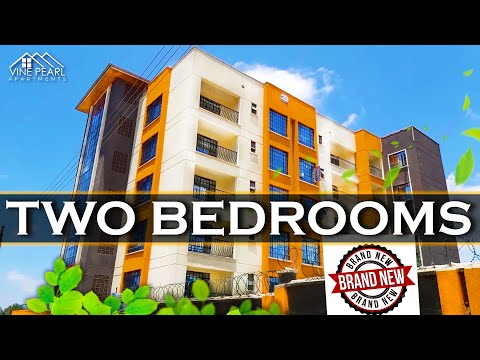 TWO BEDROOM EXECUTIVE MODERN APARTMENT TOUR / NGONG TOWN NEWLY CONSTRUCTED APARTMENTS / AFRICA KENYA