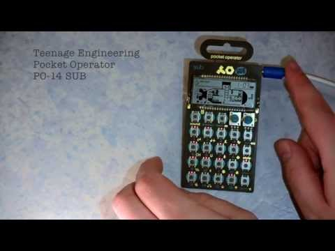 PO-14 Complete Track (Made Up Monster - Tearing Up The Pocket)