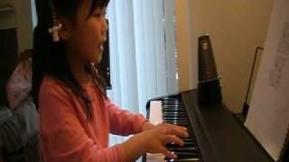ねこふんじゃった~♪  ゆっちゃんのピアノ&うた thumbnail