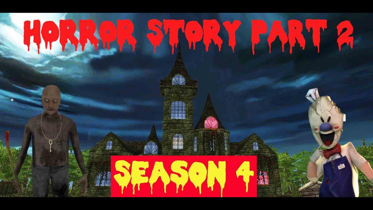 Grandpa | Rod Ice scream | Granny | Mr Meat | डरावनी कहानी (Horror Story Joke Part 2 Season 4) MJH