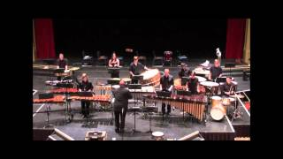 SHHS Percussion Ensemble- Common Ground- 3/22-2012