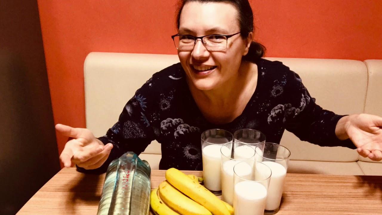 cura cu banane pentru slabit)