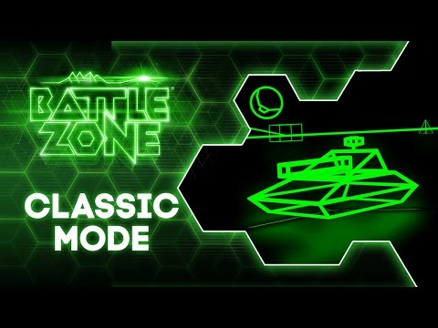"Battlezone ""Classic Mode"" Free Update Trailer 