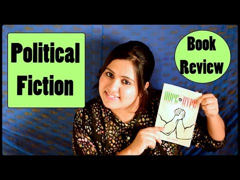 Hope Vs Hype by Ankit Jaiswal | Political Fiction | Book Review