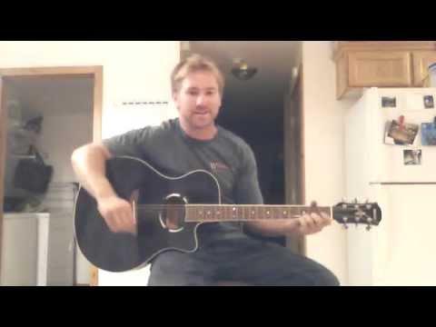 Sean Blumhardt- Alright by Darius Rucker Cover