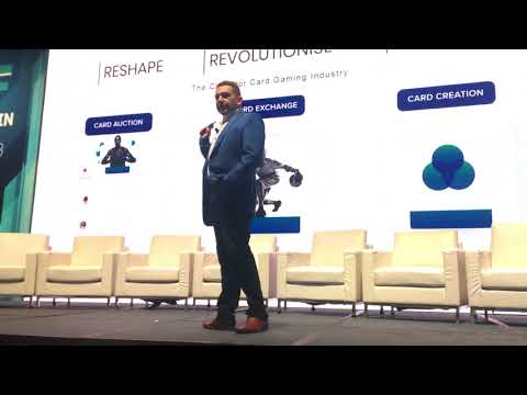Creata CEO speaks at Blockchain Economic Forum 2018 - Singapore