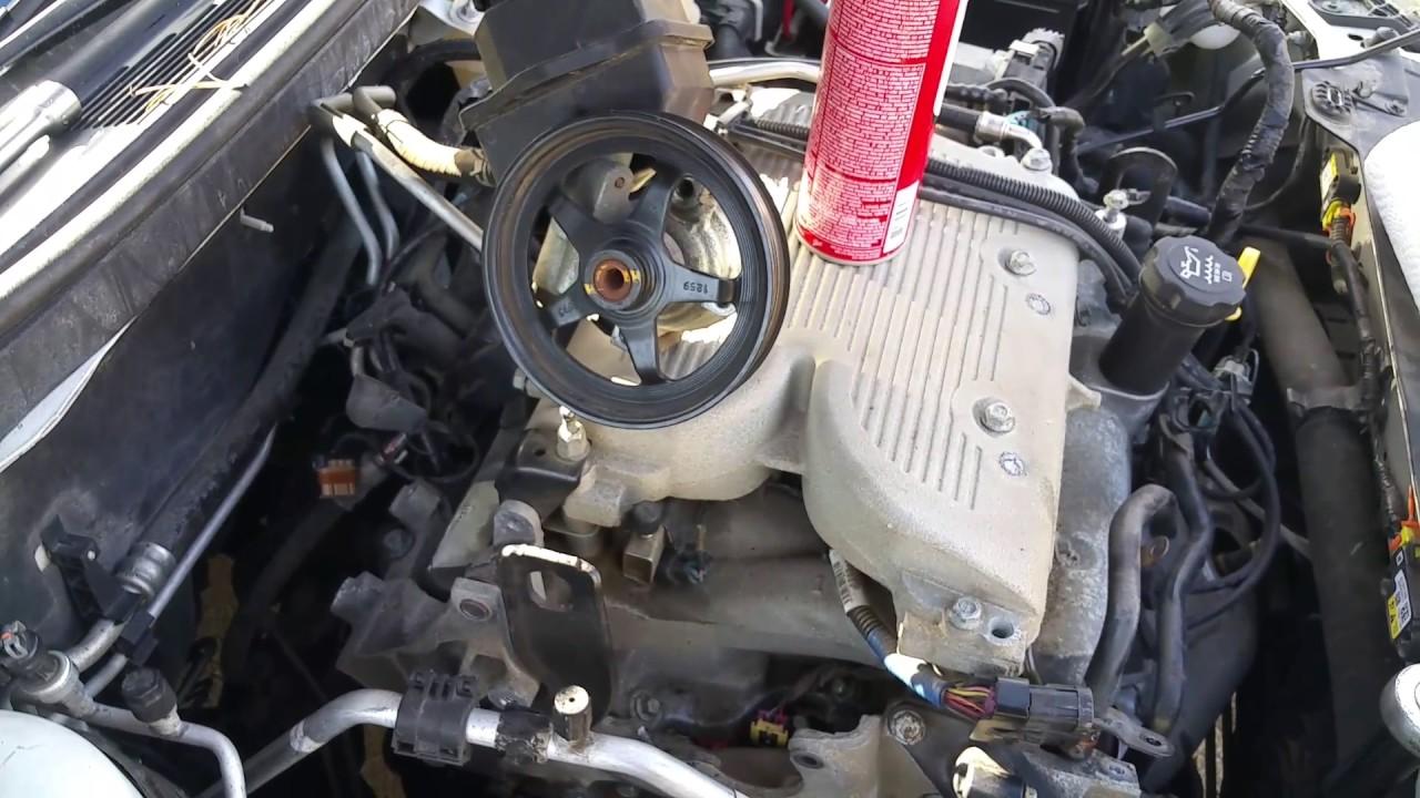 hight resolution of 2009 pontiac g6 3 5 coolant crossover gasket